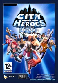 City of Heroes - Review By Simon Graves