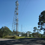 Communications tower on Wisemands Ferry Rd (370882)