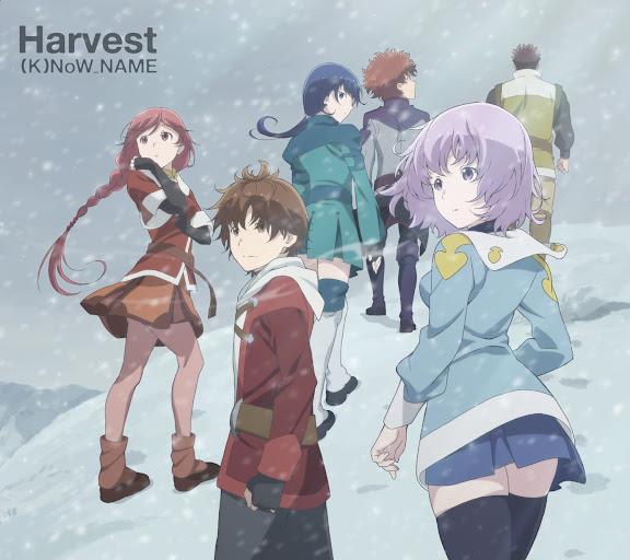 [Single] (K)NoW NAME – TVアニメ『灰と幻想のグリムガル』エンディング・テーマ 「Harvest」  (2016.02.17/MP3/RAR)