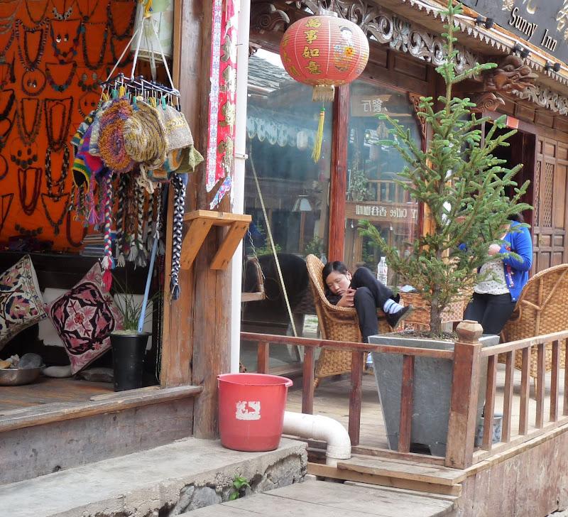 Chine . Yunnan.Shangri la,  POTATSO park - P1260367.JPG