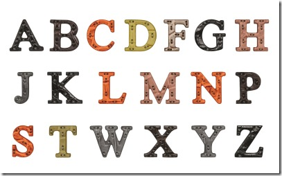 BV Personalization_letters
