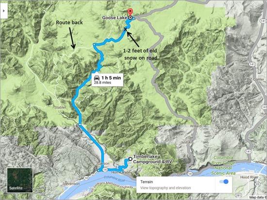Columbia Gorge-10 Jun 2017-drive