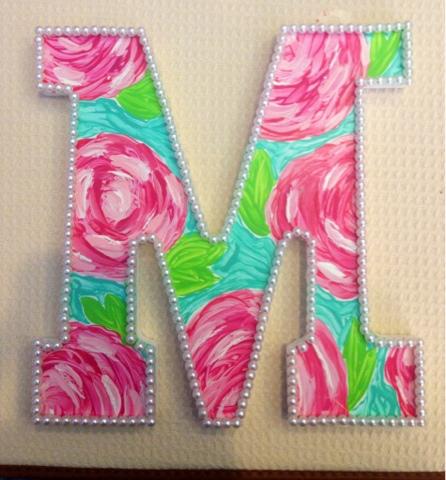 Fancy Lettering m Fancy Letter m Designs to Add