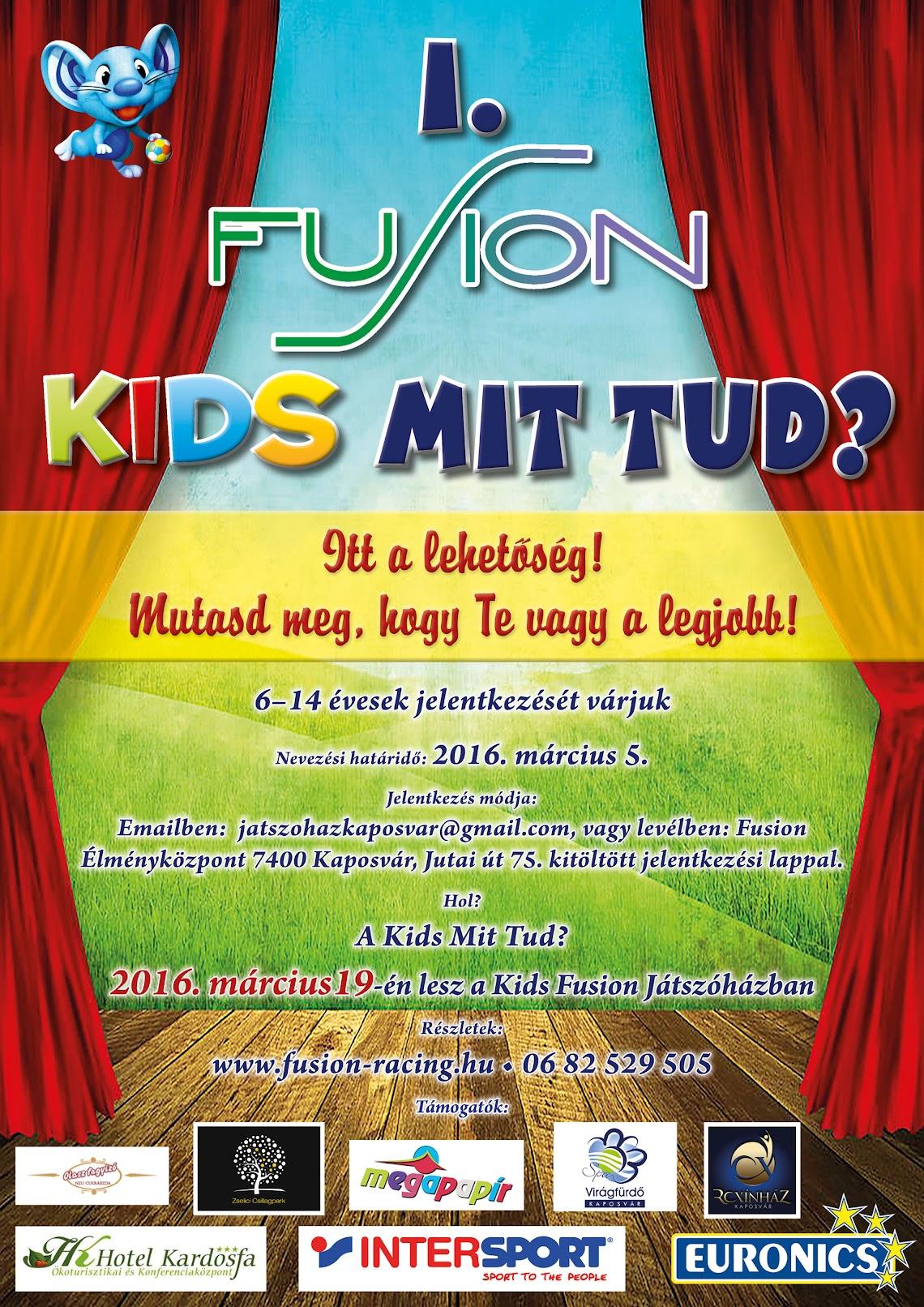 Kids mit tud 2016 Kaposvár