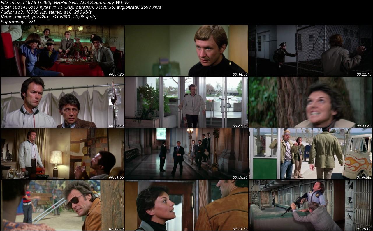 İnfazcı - 1976 Türkçe Dublaj 480p BRRip Tek Link indir