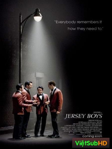 Những Chàng Trai Jersey