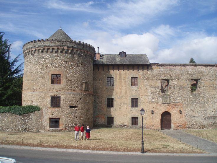 Castillo de Villafranca del Bierzo, León, Camino de Santiago
