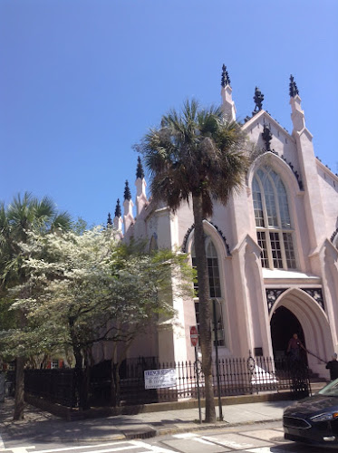 Huguenot church in Charleston SC
