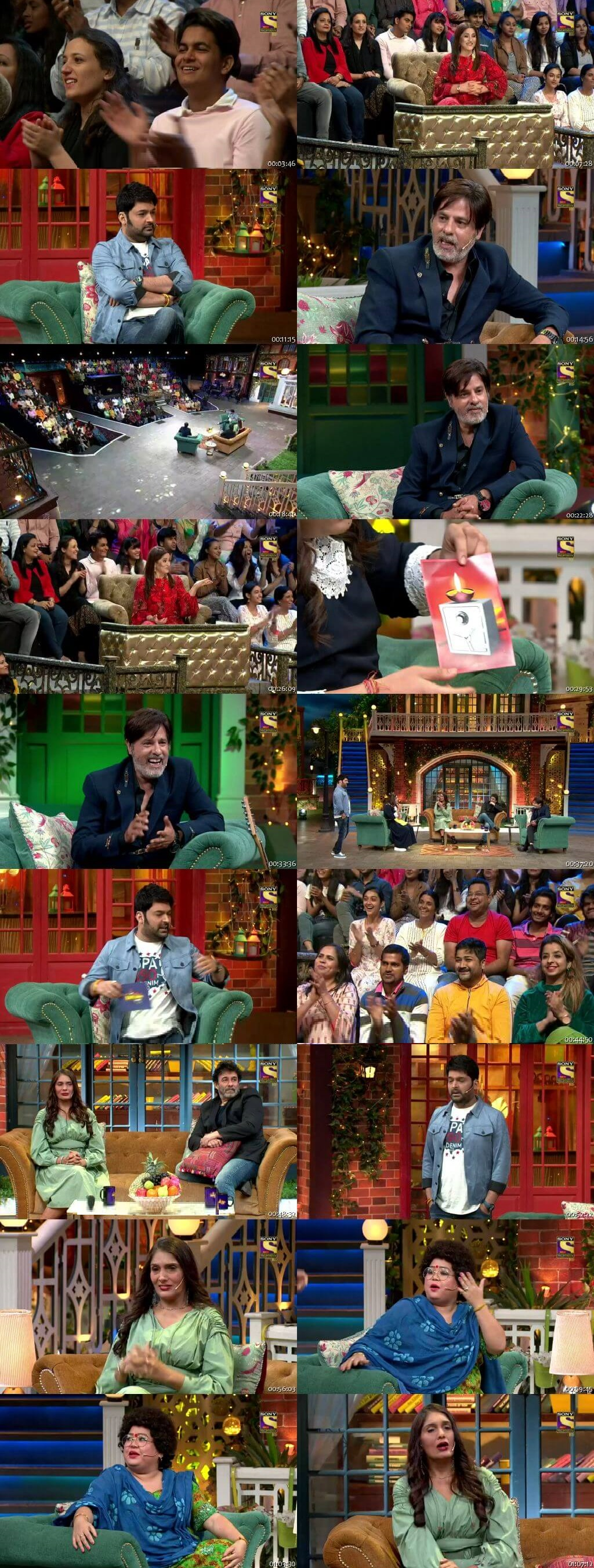 Screen Shot Of The Kapil Sharma Show 8th February 2020 Season 02 Episode 113 300MB Watch Online