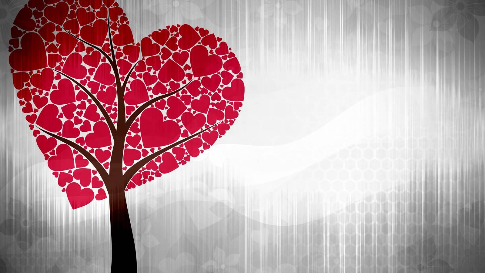 Khoảng cách giữa hai trái tim
