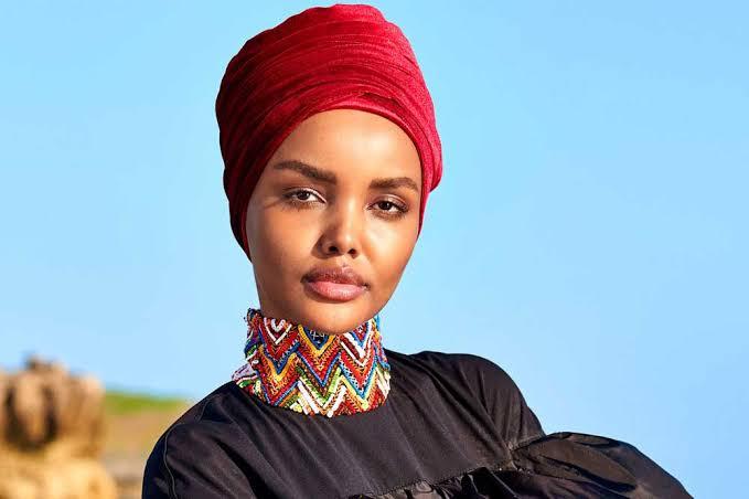 Halima Aden, a 23-year-old Somali-American model