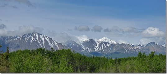 Saint Elias Mountains