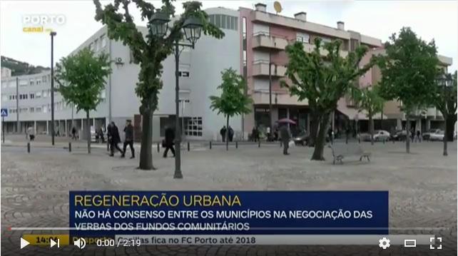 Presidente da CIM Douro critica Câmara do Porto por querer a maior 'fatia' dos Fundos Comunitários
