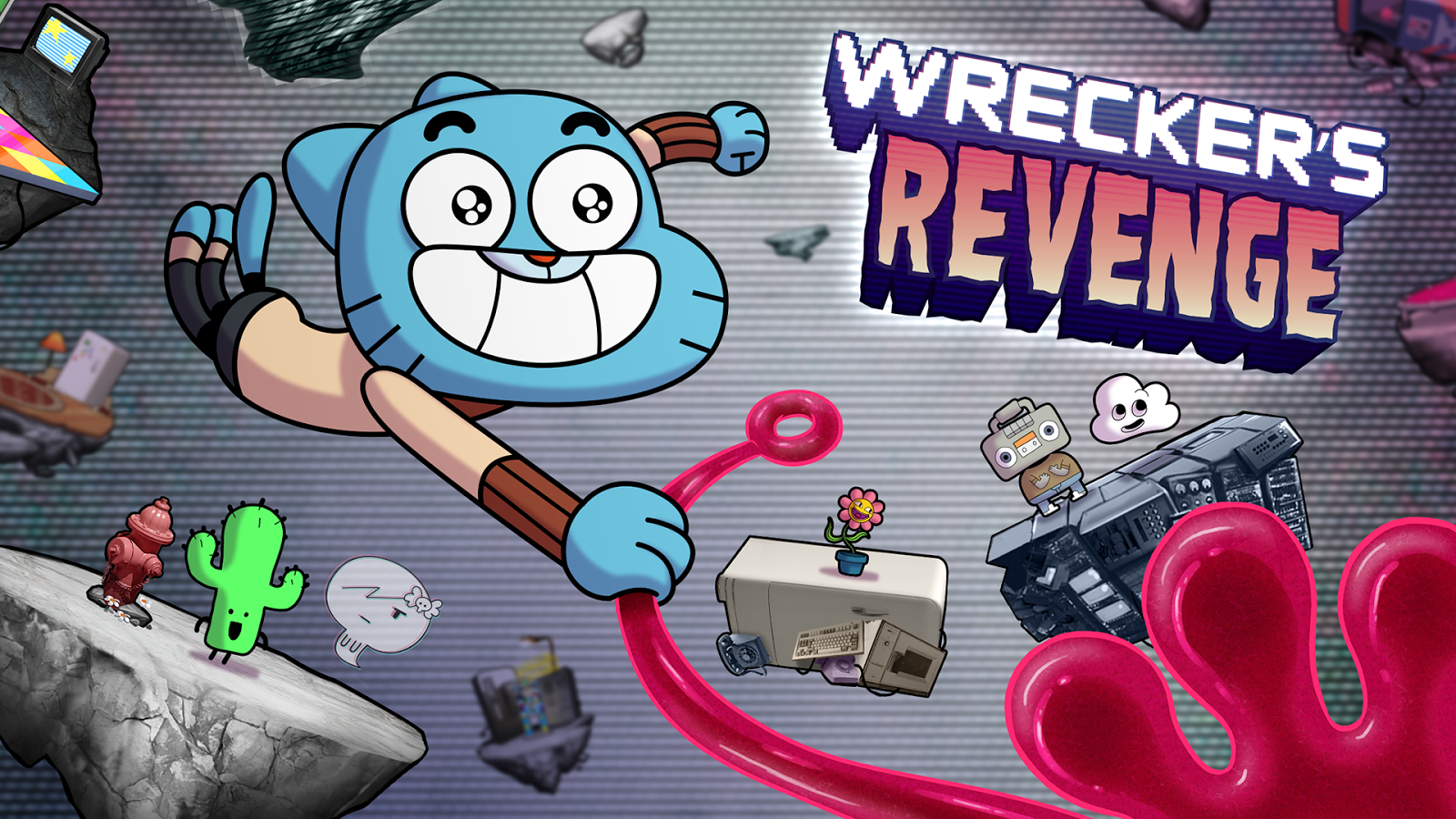 Wrecker's Revenge - Gumball- screenshot