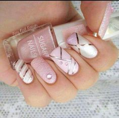 THE BEST CAMOUFLAGE NAIL DESIGNS FOR PRETTY WOMEN 8