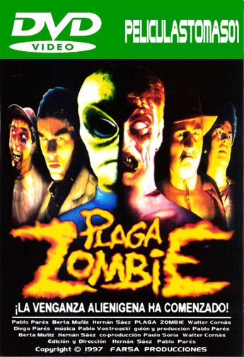 Plaga Zombie (1997) DVDRip