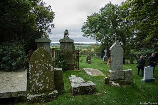 graveyard on the Hill of Tara (1 of 1)