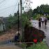 Jalan Amblas dan Longsor Terjang Perum Subang Jaya Residence, Warga Kecewa Seolah Diabaikan Developer