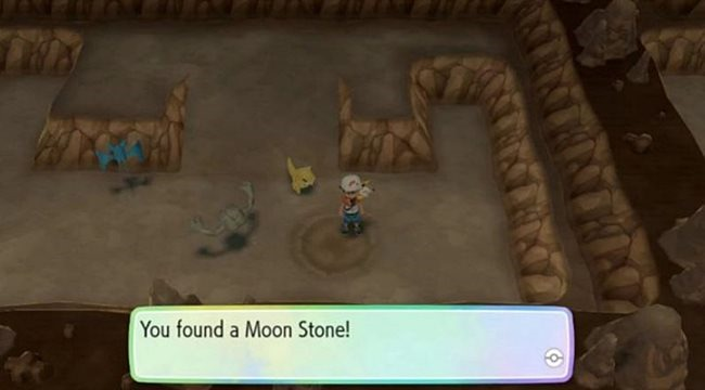 Pokemon Let's Go Eevee & Pikachu ? Fundort eines Mondsteins (Moon Stone Location Guide)