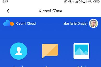 Cara Kelola Data Yang Ada di Mi Cloud