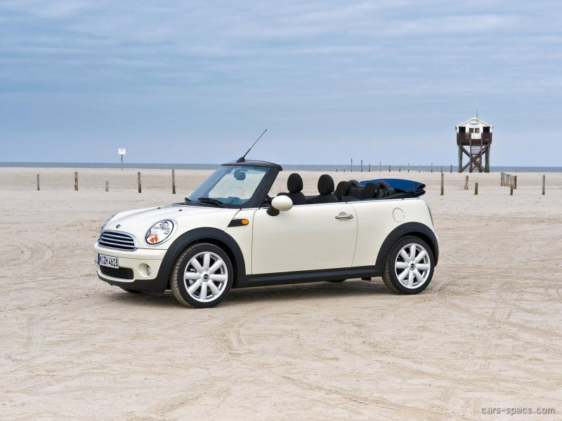 2009 mini cooper convertible specifications pictures prices. Black Bedroom Furniture Sets. Home Design Ideas