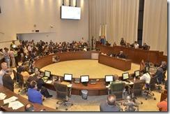 alcalde clausura sesiones concejo