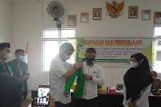 Sebanyak 167 Mahasiswa Peserta KKLP Dilepas Oleh Dekan FUD IAIN Bone