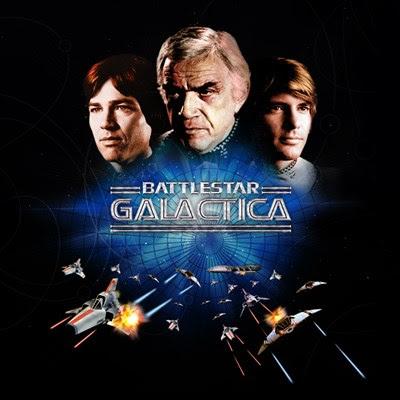 Galactica Astronave de Combate