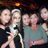 nightlife at PONG, Taipei in Taipei, T'ai-pei county, Taiwan