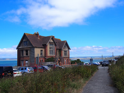 Seafield House, commonly known as The Hainted House, Westward Ho!