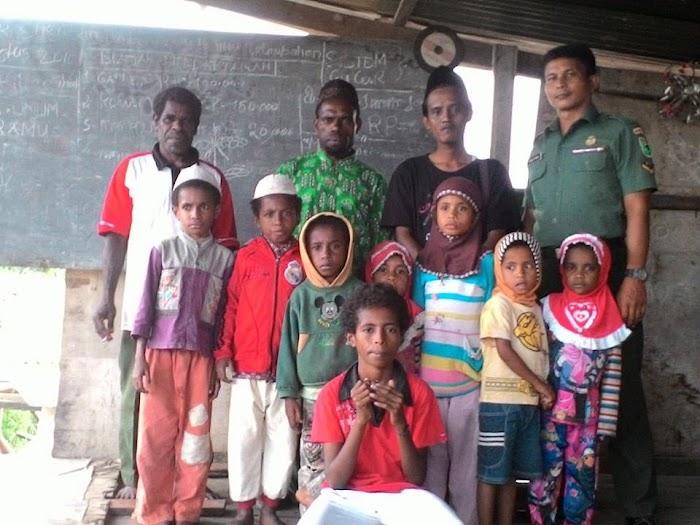 Santri Goes To Papua (SGTP) ke-3, Menuju Santru Bermanfaat dan Bermartabat