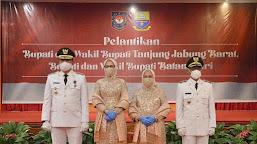 M. Fadhil Arief - Bakhtiar Resmi Nakhodai Kabupaten Batanghari