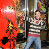 OIC - ENTSIMAGES.COM - Dominic Wood at the Lego Ninjago: Masters Of Spinjitzu Premier  in London  7th February 2015  Photo Mobis Photos/OIC 0203 174 1069