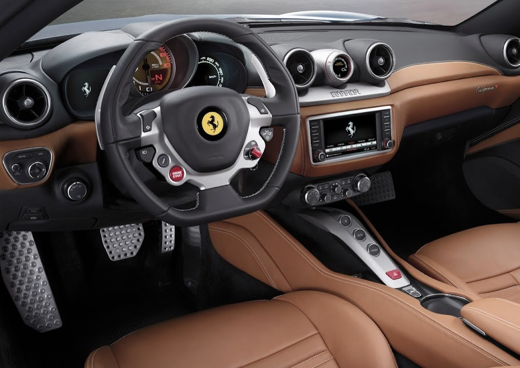 Ferrari California T Turbo 2