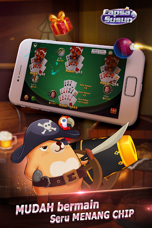 Capsa Susun(Free Poker Casino) 1.4.0 screenshot 685527