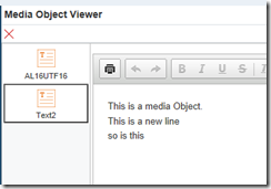 Shannon's JD Edwards CNC Blog: Different MO viewer in IE