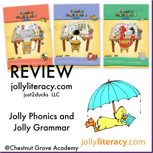 jollyliteracy review