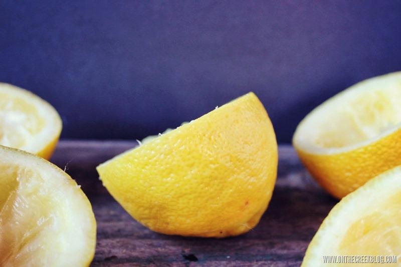 Classic Lemonade | On The Creek