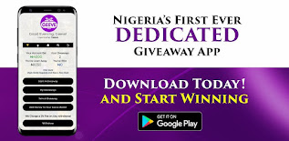 First Ever Dedicated Giveaway App 'GEEVE' Launches In Nigeria