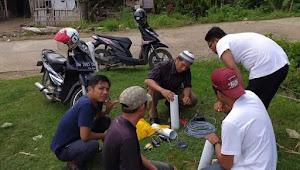 Pemerintah Desa Lompulle Luncurkan Alat Deteksi Banjir