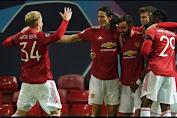 Mancaster united menang besar