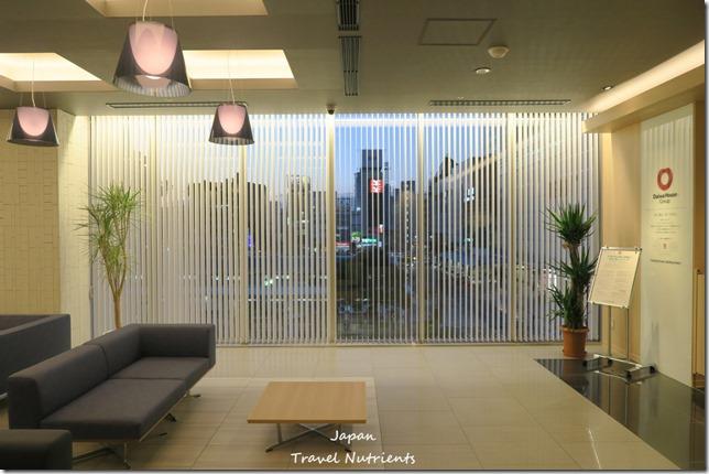 日本四國德島  Daiwa Roynet Hotel (4)