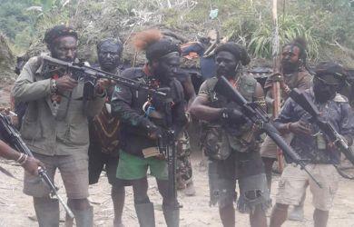 Polda Papua Bantah OPM Tembak Mati 17 Anggota TNI-Polri