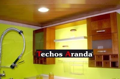 Precio Economico Falsos Techos Aluminio Madrid