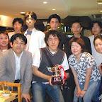 2005年第一回ボーリング大会