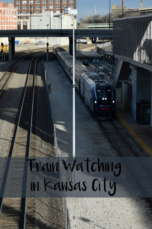 Train Watching in Kansas City