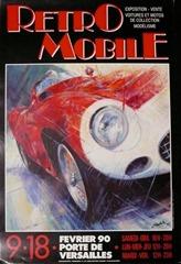 rétromobile1990