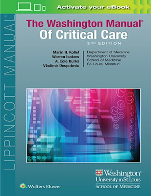 The Washington Manual of Critical Care 3rd Edition pdf free download