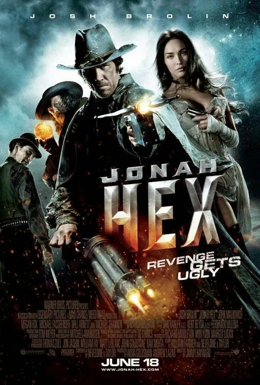 Poster Of Jonah Hex (2010) Full Movie Hindi Dubbed Free Download Watch Online At Alldownloads4u.Com