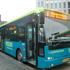 VDL ambassador van connexxion bus 8284 met lijn 6 naar Station Parkwijk via Danswijk